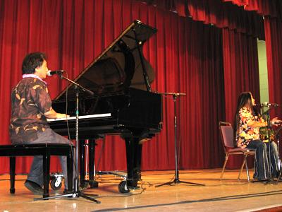 Misako Koja and KazuyaSahara