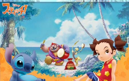 Wallpaper: Disney's
